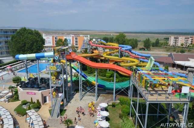 Action Aquapark - Sunny beach- Bulharsko 29