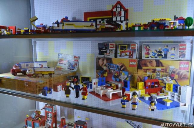 Muzeum Lego kostek Praha 10