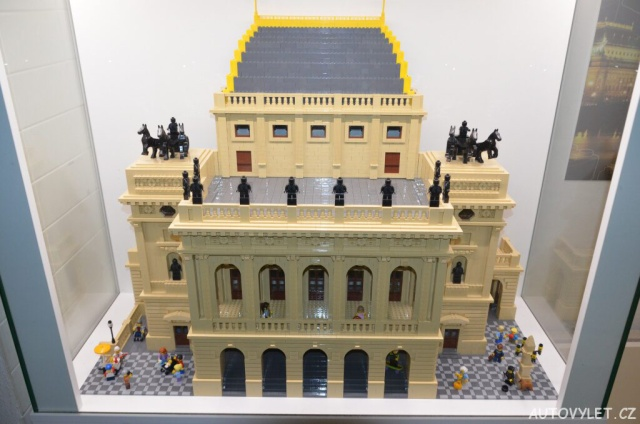 Muzeum Lego kostek Praha 23