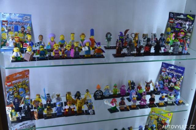 Muzeum Lego kostek Praha 37