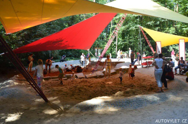 Saurierpark Kleinwelka - Dinopark Německo 3