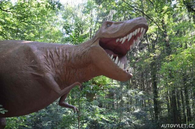 Saurierpark Kleinwelka - Dinopark Německo 28