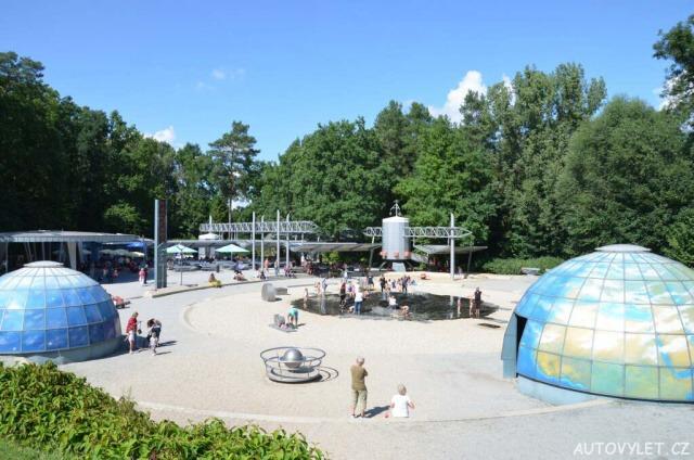 Saurierpark Kleinwelka - Dinopark Německo 29