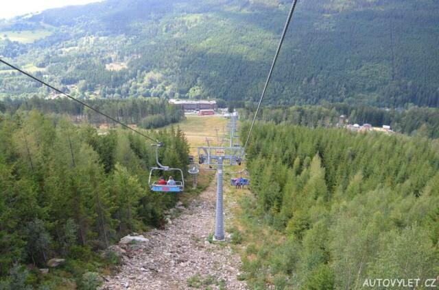 Stezka v oblacích – Dolní Morava 4