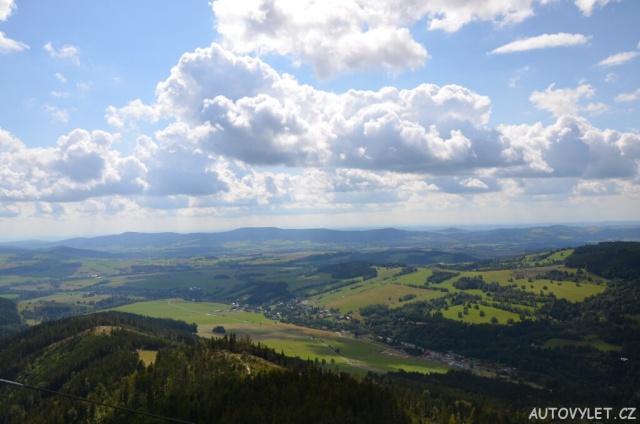 Stezka v oblacích – Dolní Morava 9