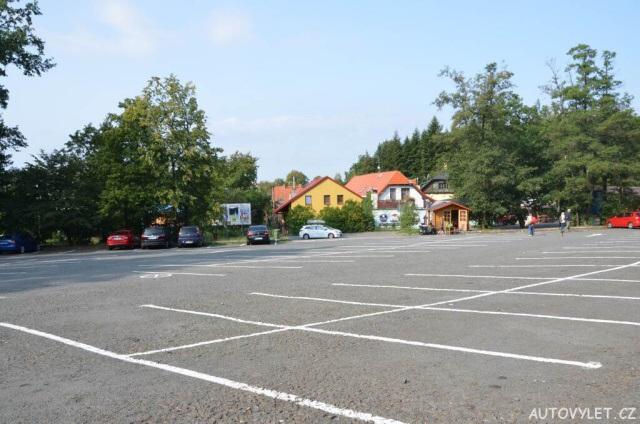 Parkování - Zoo Olomouc