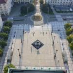 Výhled na Ostravu z vyhlídkové věže 3