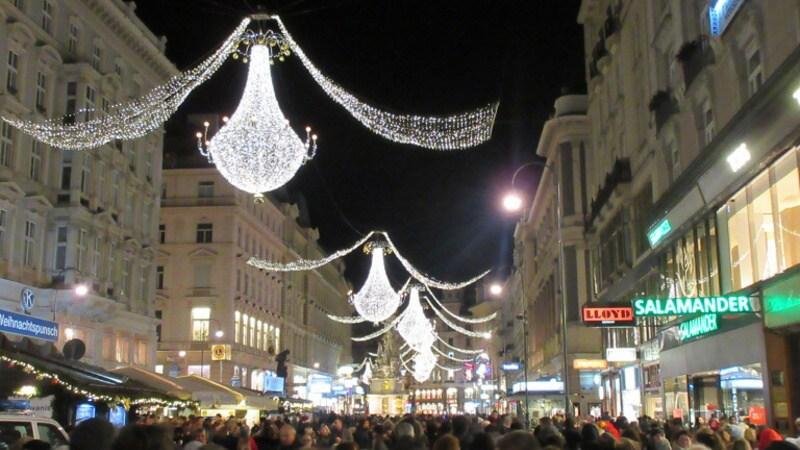 Graben - Vídeň Rakousko