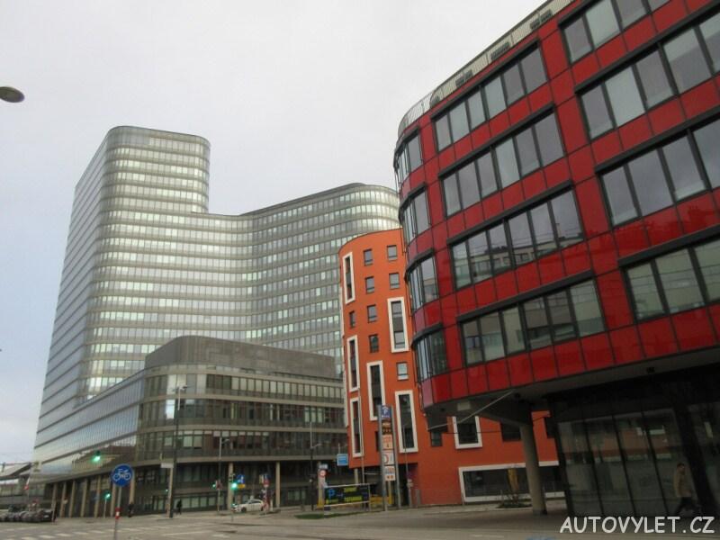 Hotel u nádraží - Vídeň Rakousko