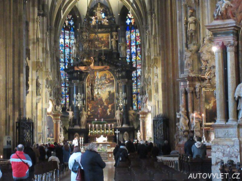 Interiér 2 - Vídeň Rakousko