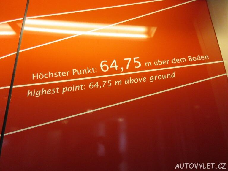 Nejvyšší bod - Prater Vídeň