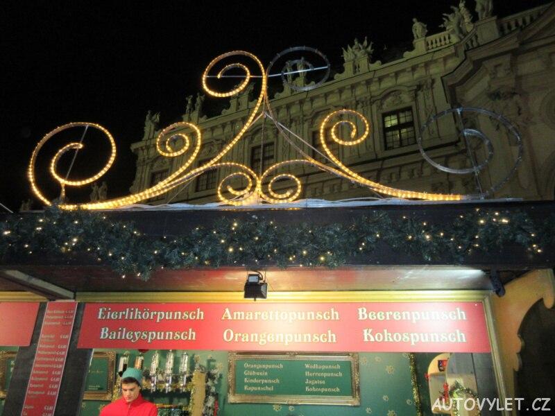 Punče - Vídeň Rakousko