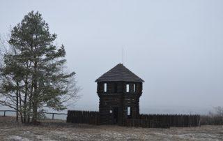 Rozhledna Rubín u Podbořan