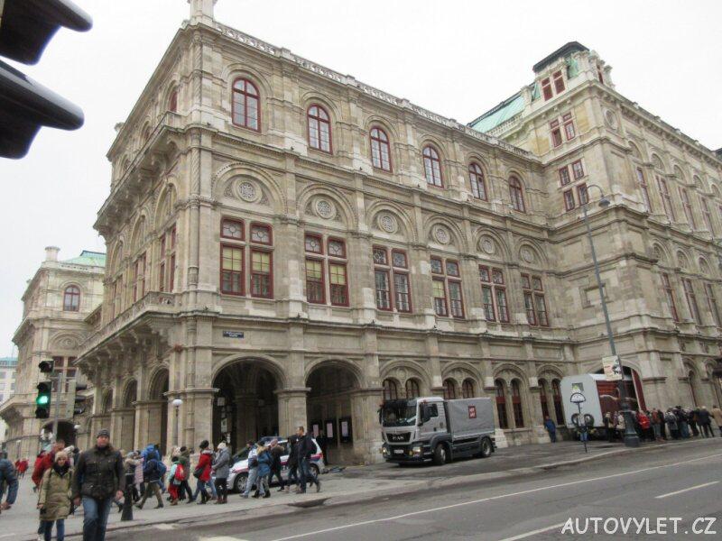 Státní opera - Vídeň Rakousko