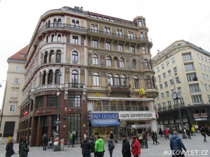 Štěpánské náměstí 2 - Vídeň Rakousko