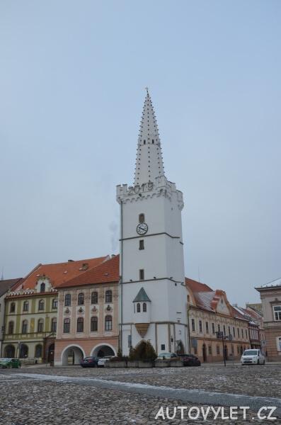 Radniční věž Kadaň 2