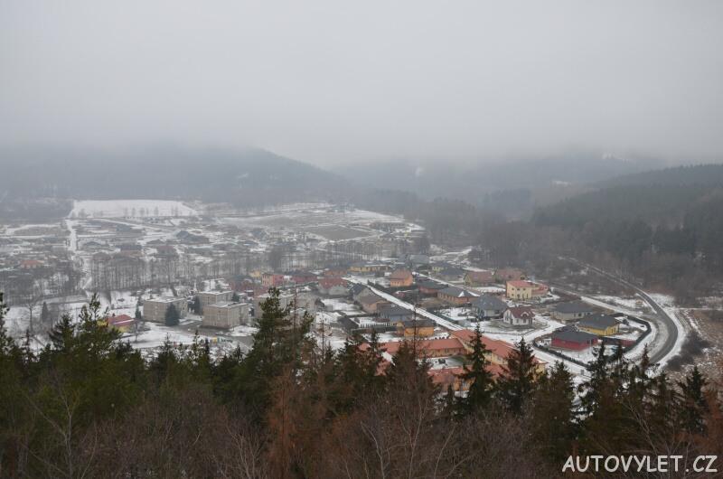 Rozhledna Málkov na Skřivánčím vrchu u Chomutova 5