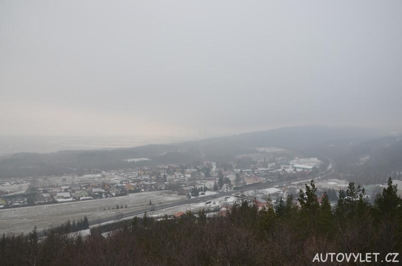 Rozhledna Málkov na Skřivánčím vrchu u Chomutova 6
