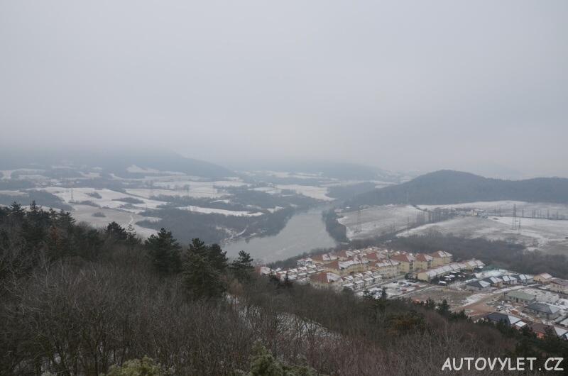 Rozhledna Svatý vrch - Kadaň 4