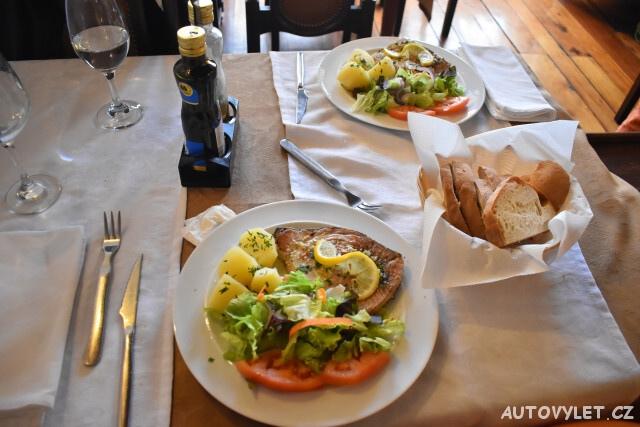 Ryby - jídlo na Azorských ostrovech