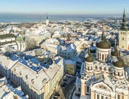 Tallinn – poklidné hlavní město Estonska