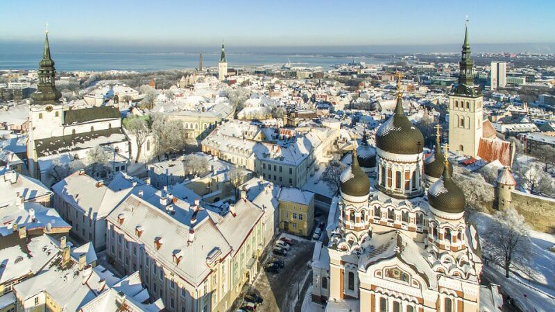 Tallinn Estonsko