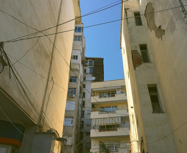 Tirana Albánie 2