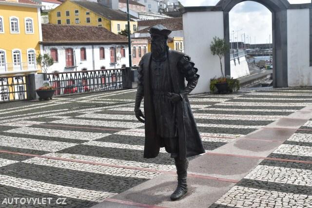 Vasco da Gama mořeplavec - Azory