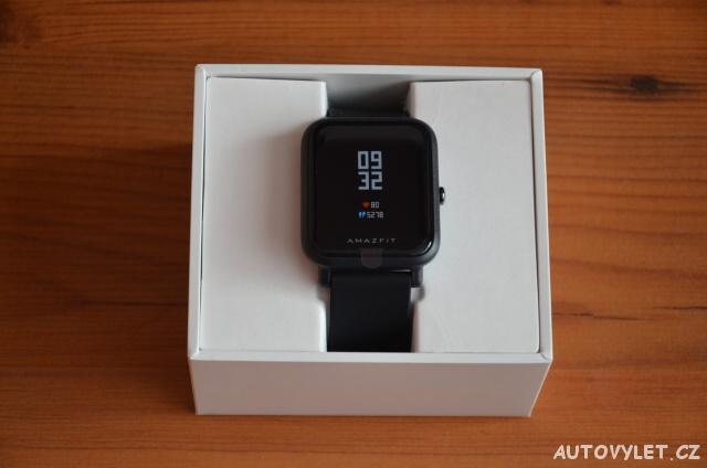 Chytré hodinky Xiaomi Amazfit Bip 2