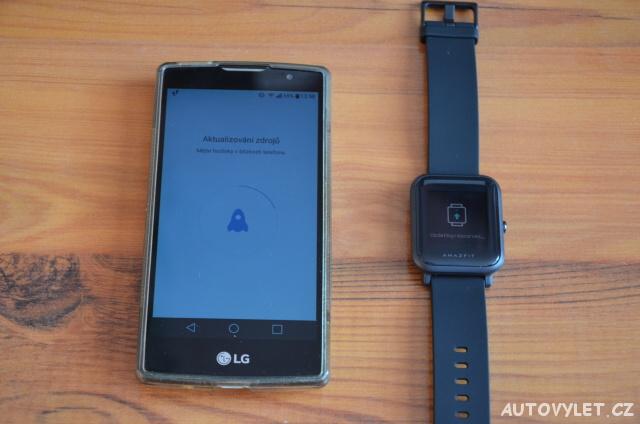 Chytré hodinky Xiaomi Amazfit Bip 8