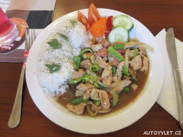 Čína s rýží - Otvovice