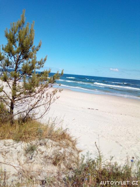 Dzwirzyno Polsko pláž 2