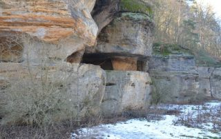 Klemperka skalní jeskyně
