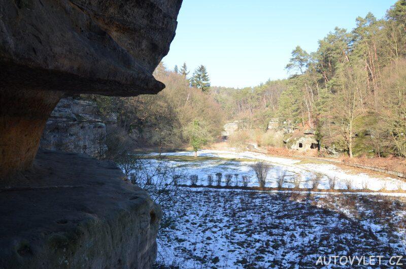 Klemperka skalní jeskyně 5