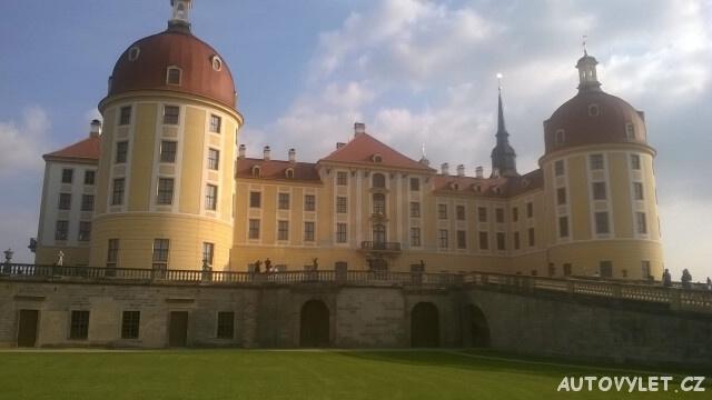Moritzburg zámek - Drážďany Německo 2