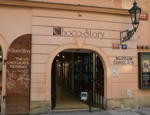 Muzeum čokolády Choco Story Praha