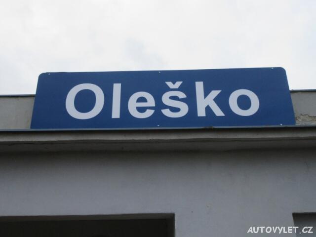 Oleško vlaková stanice