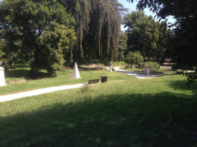 Park v Itálii