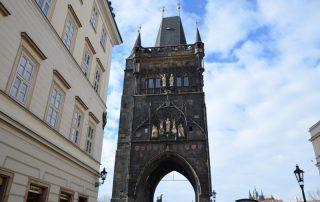 Staroměstská mostecká věž Praha