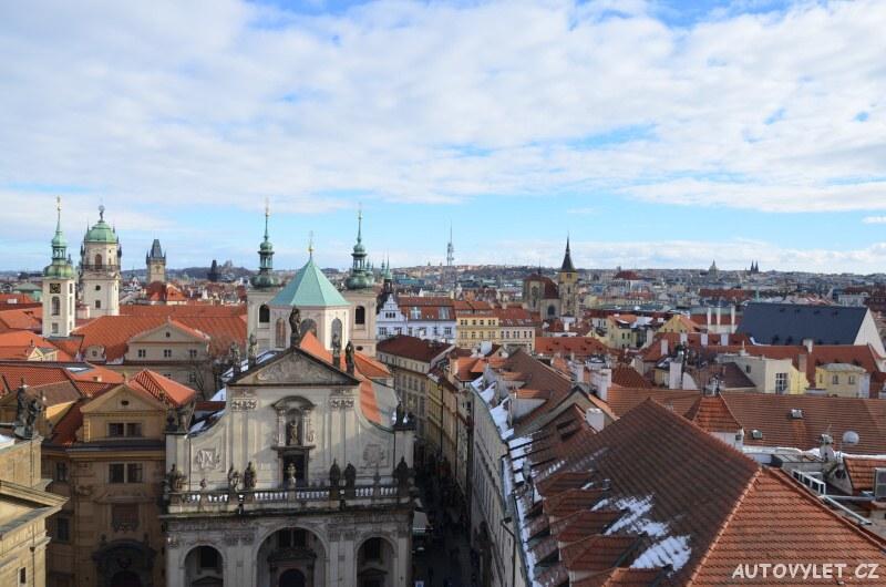 Staroměstská mostecká věž Praha 1