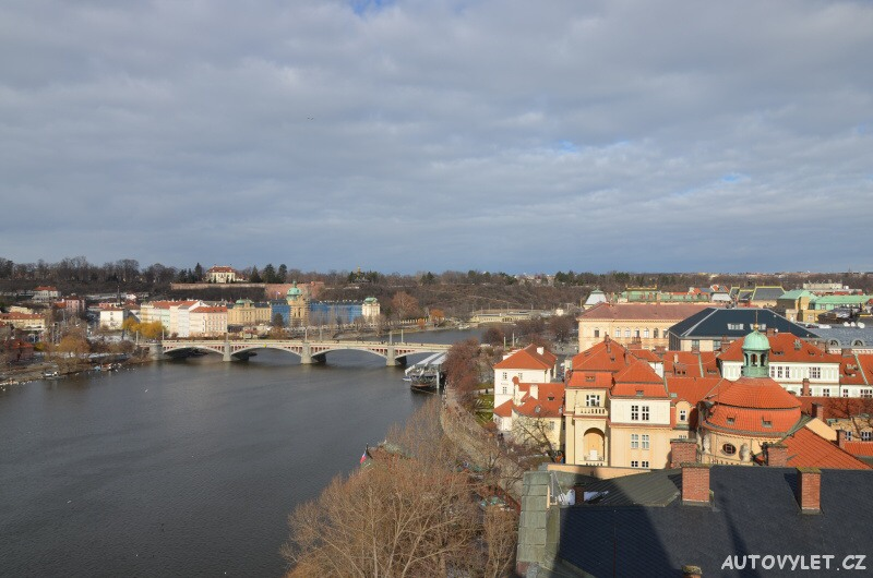 Staroměstská mostecká věž Praha 3