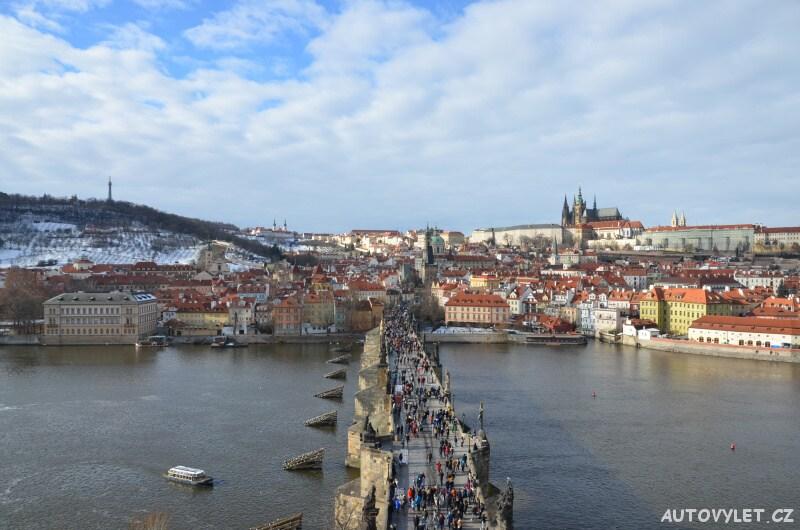 Staroměstská mostecká věž Praha 5