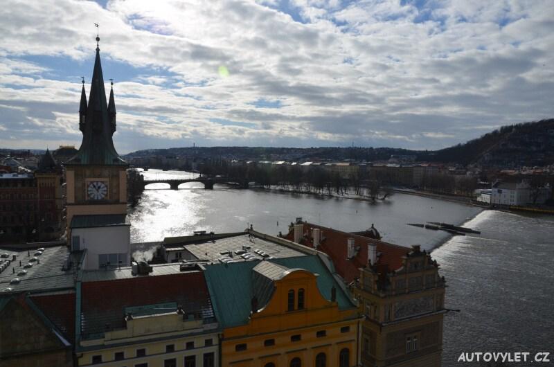Staroměstská mostecká věž Praha 6