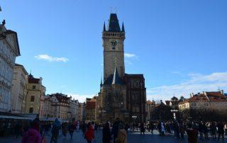 Staroměstská radnice Praha