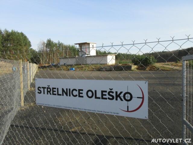 Střelnice Oleško