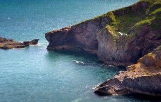 Anglie - zátoka Torbay