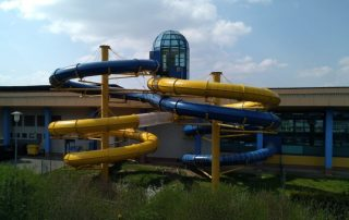 Aquadrom Most - aquapark