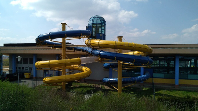 Aquadrom Most - aquapark
