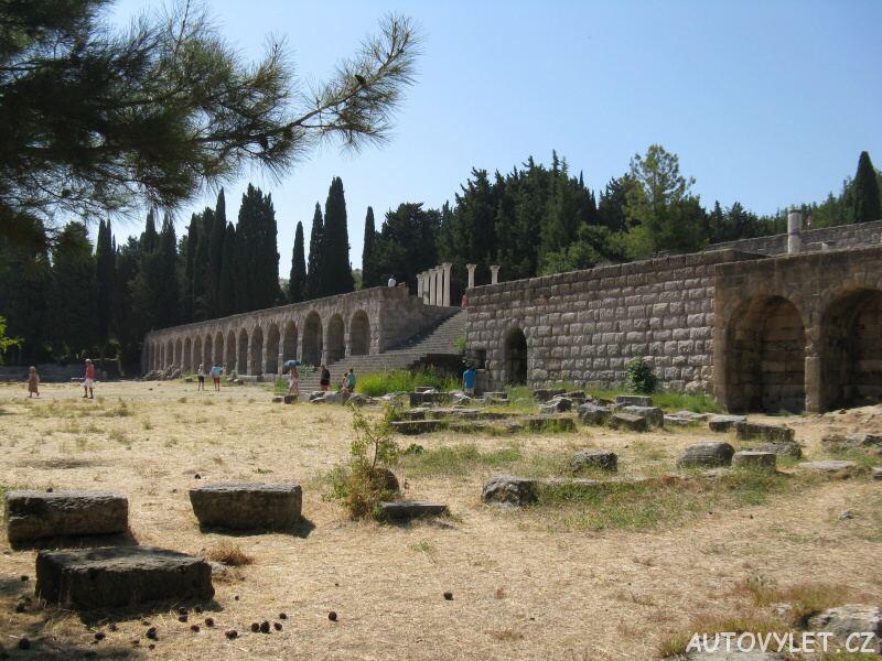 Asklepion - Řecko Kos 2