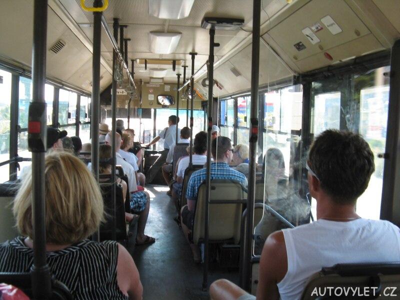 Autobusem po ostrově Kos - Řecko